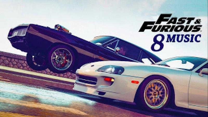 Fast Furious 8 Soundtrack mix - Trap Bass Music 2017