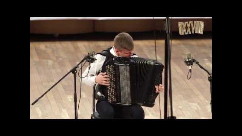 GRUSHEVSKIY Toccata No2 - Mikhail Volchkov, bayan / ГРУШЕВСКИЙ Токката №2 - Михаил Волчков, баян