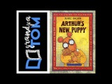 Arthur's New Puppy by Marc Brown Read Along with Grandpa Tom