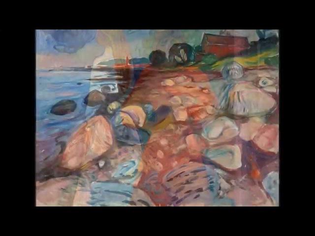 Едвард Мунк - Експресионизъм / Edvard Munch - Expressionism
