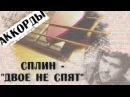 Сплин - Двое не спят (cover) l Spleen - Two Sleeps
