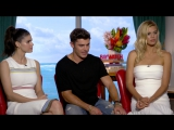 ZAC EFRONS heartbreak over Pamela Anderson and Baywatch girls swimsuit issues - YouTube