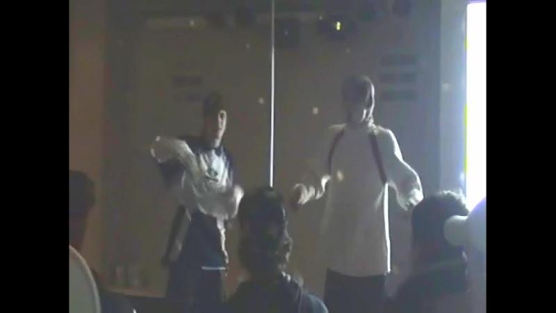 МиСта Камень feat. ГлюкЪ - Мы здесь (HiP-Hop Party НК Океан грёз 2006)