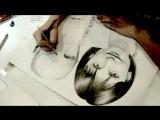 Портрет карандашом 2