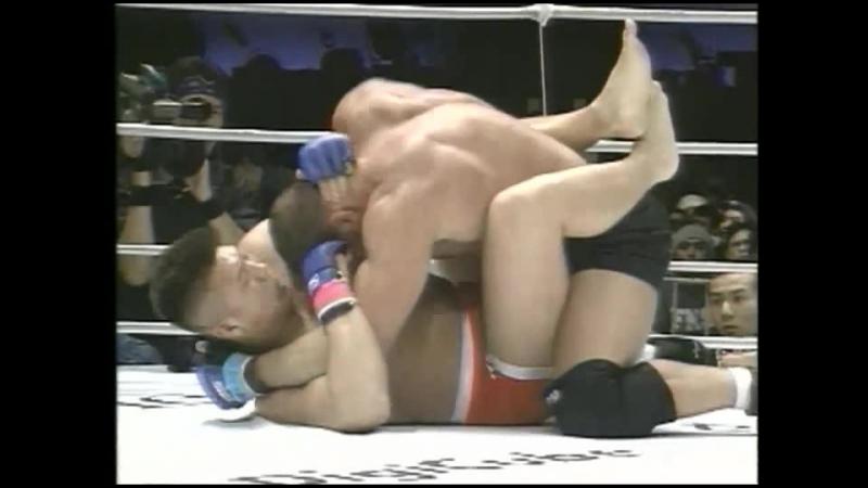 Марк Колман vs. Масааке Сатаке