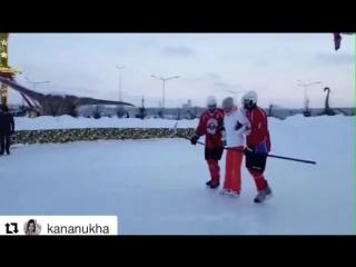Дарья Канануха отдохнула в Юркин парк Казань и оценила Ледниковый Период