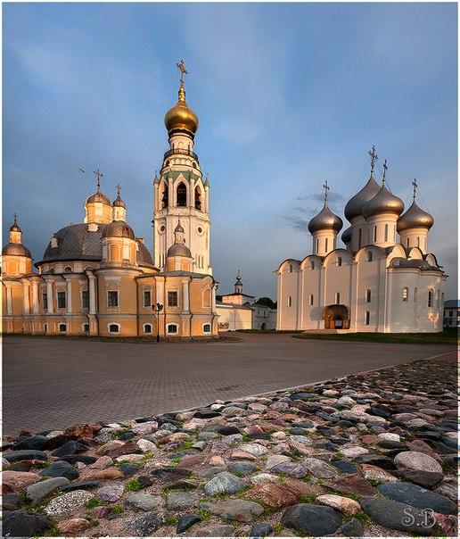 С добрым утром, сказочная Вологда!  Фото: Бондаренко Сергей