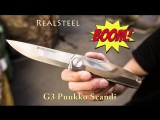 Real Steel G3 PUUKKO Scandi