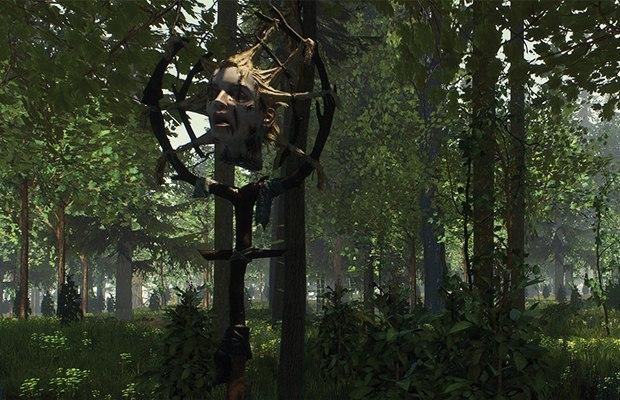 The Forest - расширит ваш игровой мир