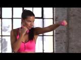 Train Like An Angel 2015_ Adriana Lima Arm Workout
