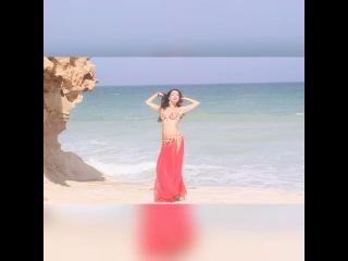 Alisia Bellydancer - Ba'eed Anak - Umm Kulthum بعيد عنك - ام كلثوم