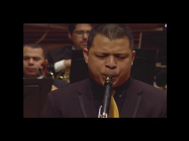 Giancarlo Castro Clarinet Concerto Diciembre 2016