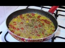 Как приготовить вкусную рассыпчатую гречку с овощами на сковороде . Гарнир .