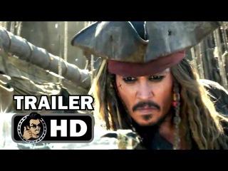 Пираты Карибского моря: Мертвецы не рассказывают сказки | Международный трейлер