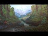 Художник - Вяткин Григорий Георгиевич (Краски Алтая) , (Paints of Altai)