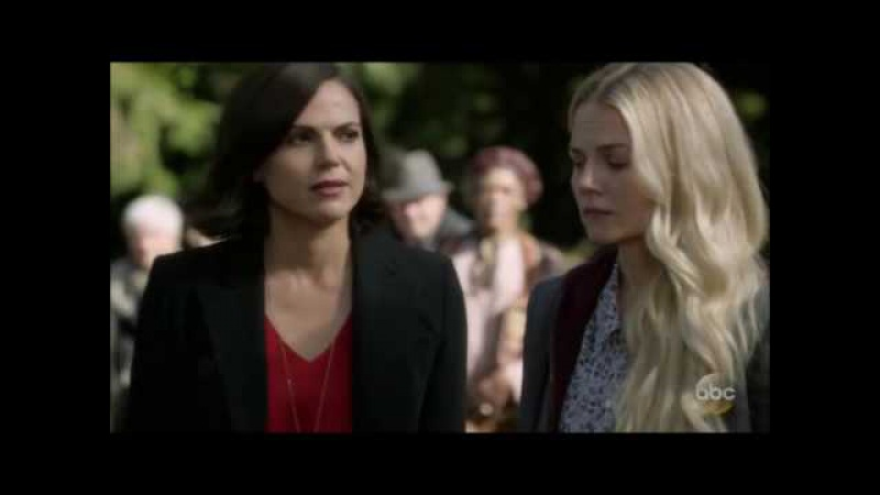Swan Queen scenes - season 6 (part 1)