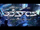 3D Stas - Subport Event Mix, Moscow, Wunderbar - 30 April 2016