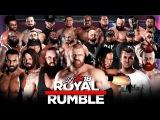 WWE 2K18 - 30 Man Royal Rumble Match!
