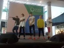 Nebo 5 выступают в Ocean Place \Новая песня