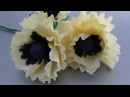 DIY POPPY FLOWER TUTORIAL