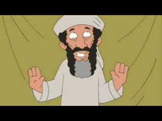 Family Guy - Osama Bin Laden Stewie