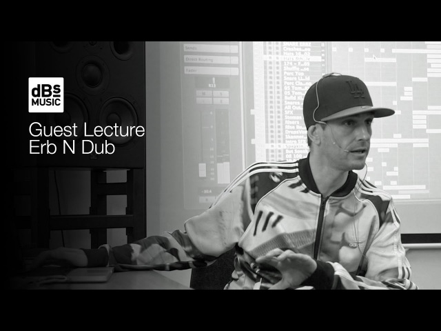 Guest Lecture Erb N Dub Producer Masterclass