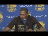Kevin Durant on Draymond's Energy &amp 50-point Quarter in Win vs Clippers  Feb 23, 2017