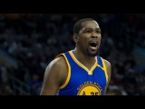 Kevin Durant Out Atleast 4 Weeks With Leg Injury | February 29, 2017 | 2016-17 NBA Season