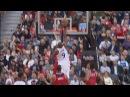 John Wall Rejects Serge Ibaka's Dunk Attempt | Wizards vs Raptors | Mr 1, 2017 | 2016-17 NBA Season