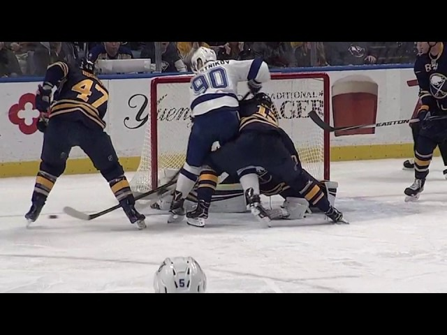 Tampa Bay Lightning vs Buffalo Sabres - March 4, 2017 | Game Highlights | NHL 2016/17