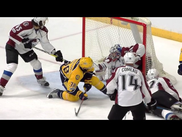 Colorado Avalanche vs Nashville Predators - February 03, 0017   Game Highlights   NHL 0016/17