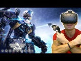 MECH PILOT SIMULATOR IN VIRTUAL REALITY | Archangel VR HTC Vive & TPCAST Gameplay (No Spoilers)