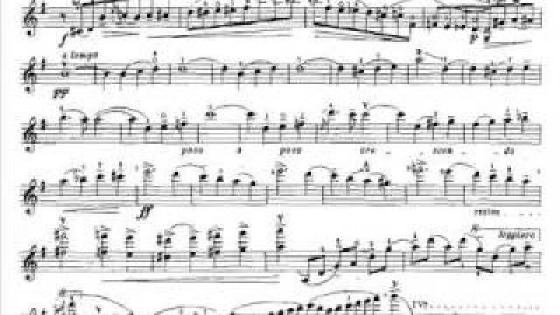 Conus(Konyus), Jules(Yuly) mvt.1 violinconcerto