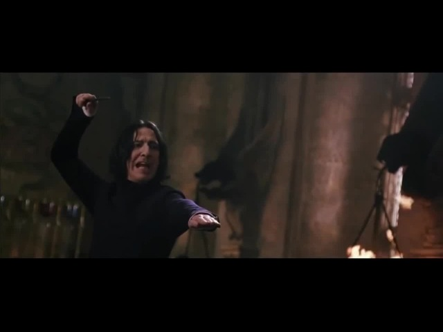 Severus Snape VS Doctor Strange (х3)