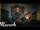 Tosin Abasi on Playing with All Fingers and Double Thumb Picking | Reverb Interview