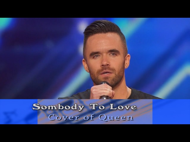 Brian Justin Crum performs Somebody To Love on Americas Got Talent