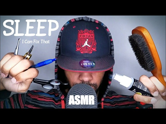 99.9% OF YOU WILL SLEEP TO THIS ASMR