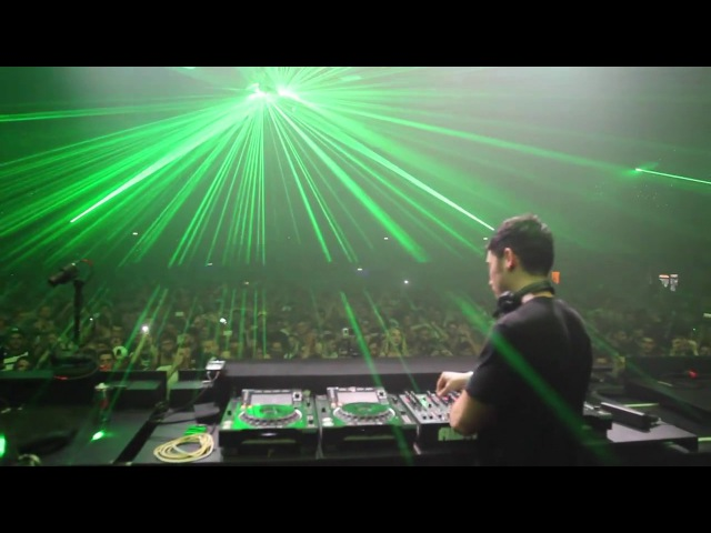 The final moments of Dax J closing down Awakenings ADE 2016