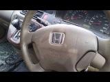 Honda Odyssey перевертыш продается за 105000 рублей