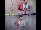 #FIFA18! Лучший игрок месяца в Ла Лиге! Вручение!