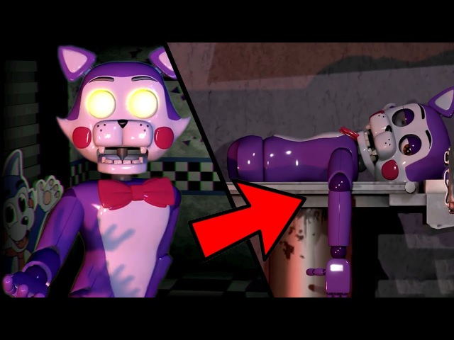 HOW DID THIS HAPPEN TO CINDY!? [SFM FNAC / FNAF] Five Nights at Freddy's Animation Compilation
