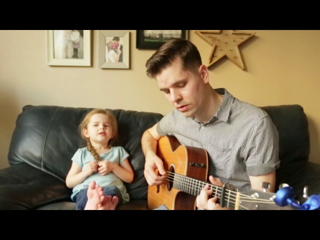You've Got a Friend In Me LIVE Performance by 4 year old Claire Ryann and Dad