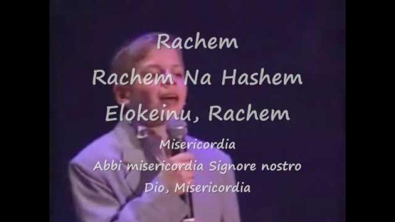 Rachem-Misericordia.wmv
