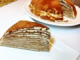 БЛИНЫ. Блинный Торт ТИРАМИСУ. Нежный, тает во рту!  МАСЛЕНИЦА,   Tiramisu Crepes -Cake