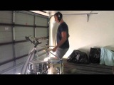 The Treadmill Drummer #8 - Killing In The Name - Rage Against The Machine Drum Cover. HD