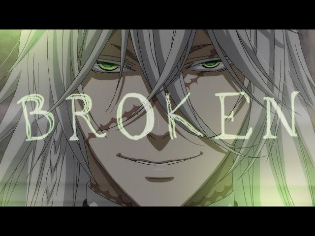 黒執事Kuroshitsuji Studio   Broken [AMV]