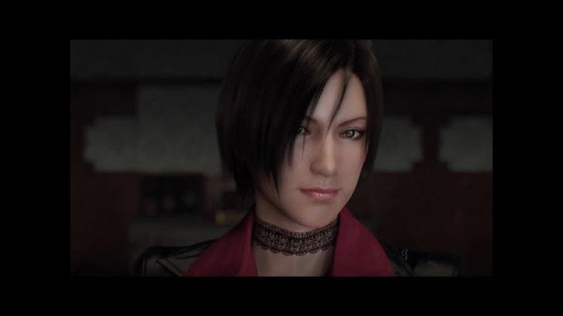 Resident Evil 6 Ada Wong All Cutscenes Movie