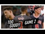 Dwyane Wade, Jimmy Butler &amp Rajon Rondo Game 2 Highlights vs Celtics 2017 Playoffs - TOO GOOD!
