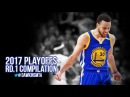 Stephen Curry Full Series Highlights vs Blazers in 2017 Playoffs Rd. 1 - 29.8 PPG, 6.5 APG, 2.3 SPG!