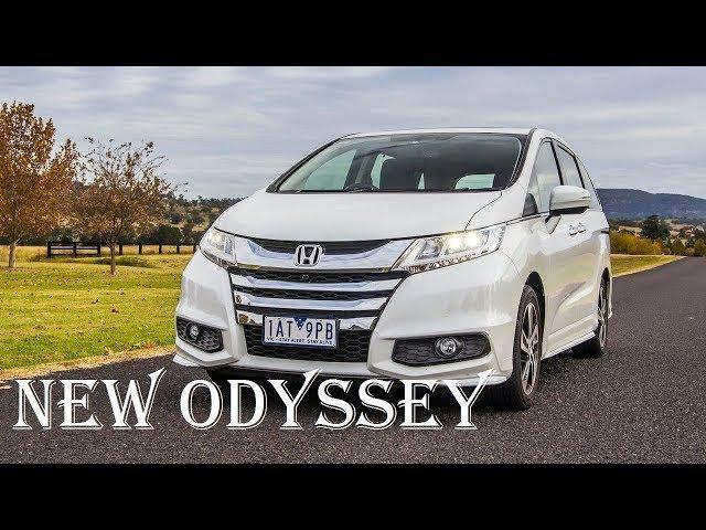 2018 HONDA Odyssey Elite EXL Review - Interior, Test Drive - Specs Reviews | Auto Highlights